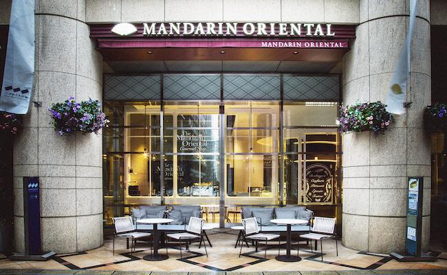 5つ星ホテル『マンダリン オリエンタル 東京』がもてなす旬のマンゴースイーツを堪能