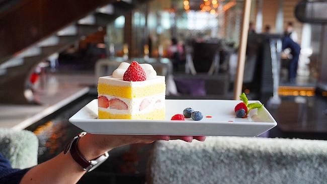 誰もが愛する味、ショートケーキ