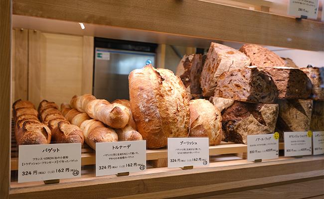 パンを売るだけではなく、食材とパン、人と人が交差するお店『ブクタン』。