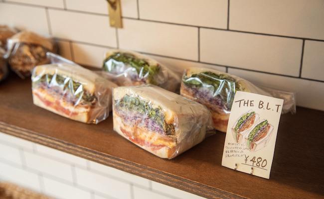 みんな大好きな定番サンドイッチ『The BLT』