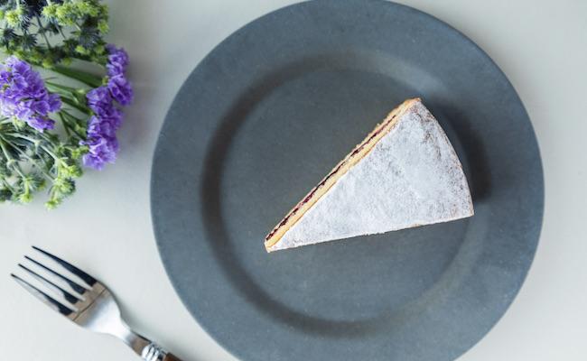 注目のヴィクトリアケーキ