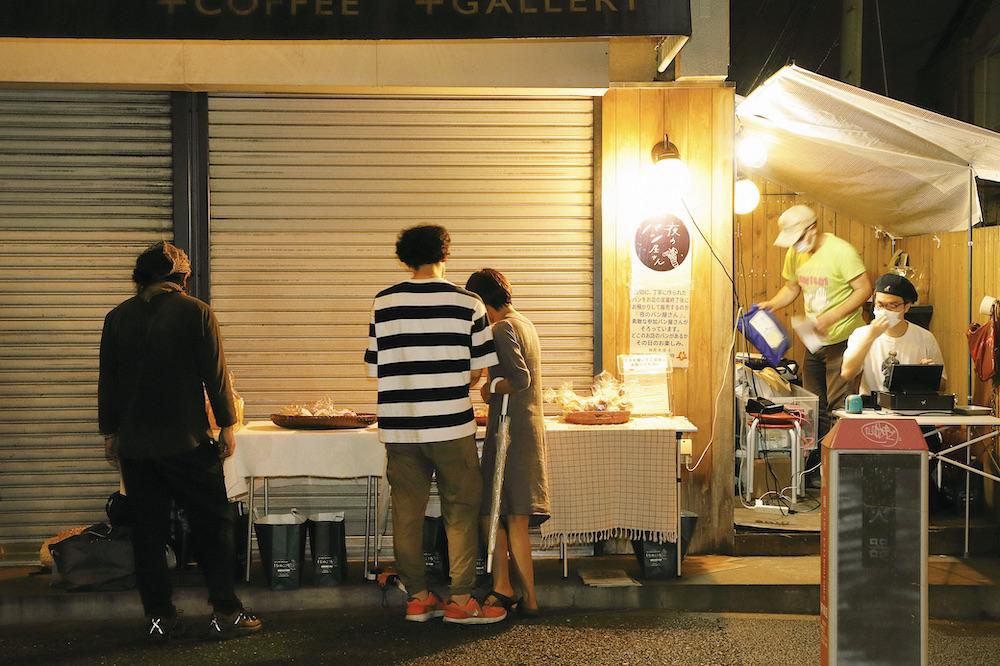 フードロス解消にも貢献。神楽坂に夜だけオープンする『夜のパン屋さん』