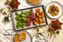宅配で届く料理キットで普段作らない料理に挑戦!