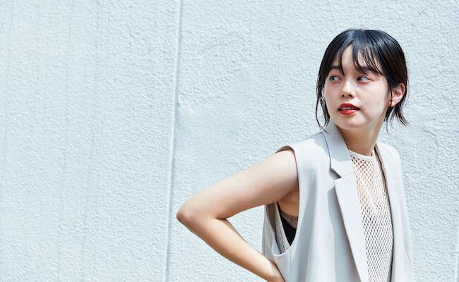 モデル・女優 青柳文子