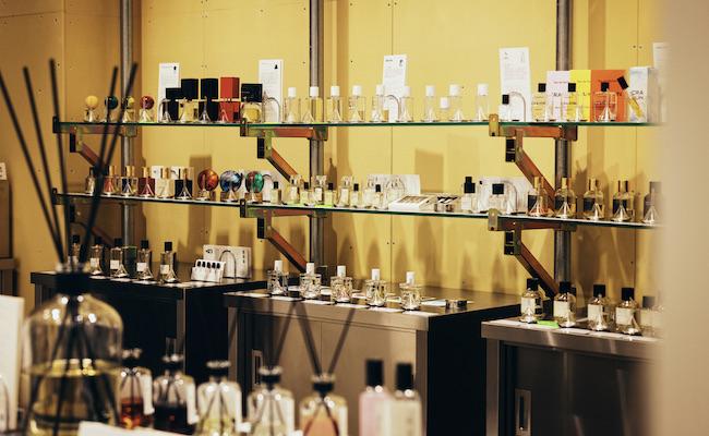 全国で6店舗を構える香水のセレクトショップ『NOSE SHOP』