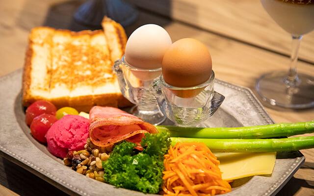 フランスの朝ごはん「ムイエット」