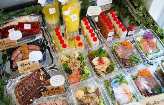"""暮らしに""""フレンチ""""を彩る、ちょっぴり特別なサンドイッチ『サンダンデリカ ボングウ』のカラフルな惣菜"""