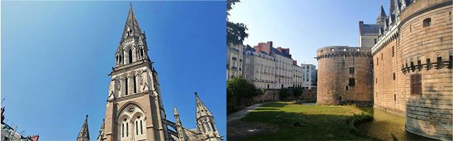 ナントで現代アート巡り!パリから2時間のナントをバーチャルツアー