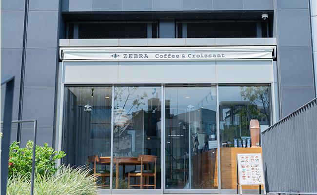 ZEBRACoffee&Croissant 渋谷公園通り店