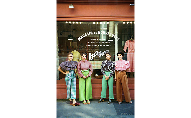 フランスのファッションデザイナー・キャロリーヌさん「毎日の服選びは、新たな自分との出会い」